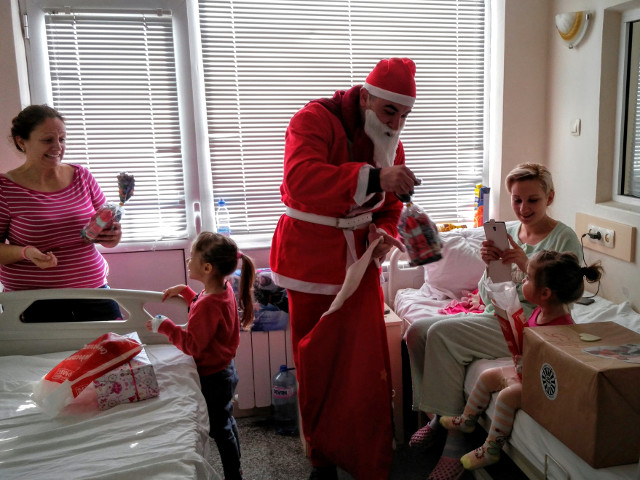 Christmas Charity 2015